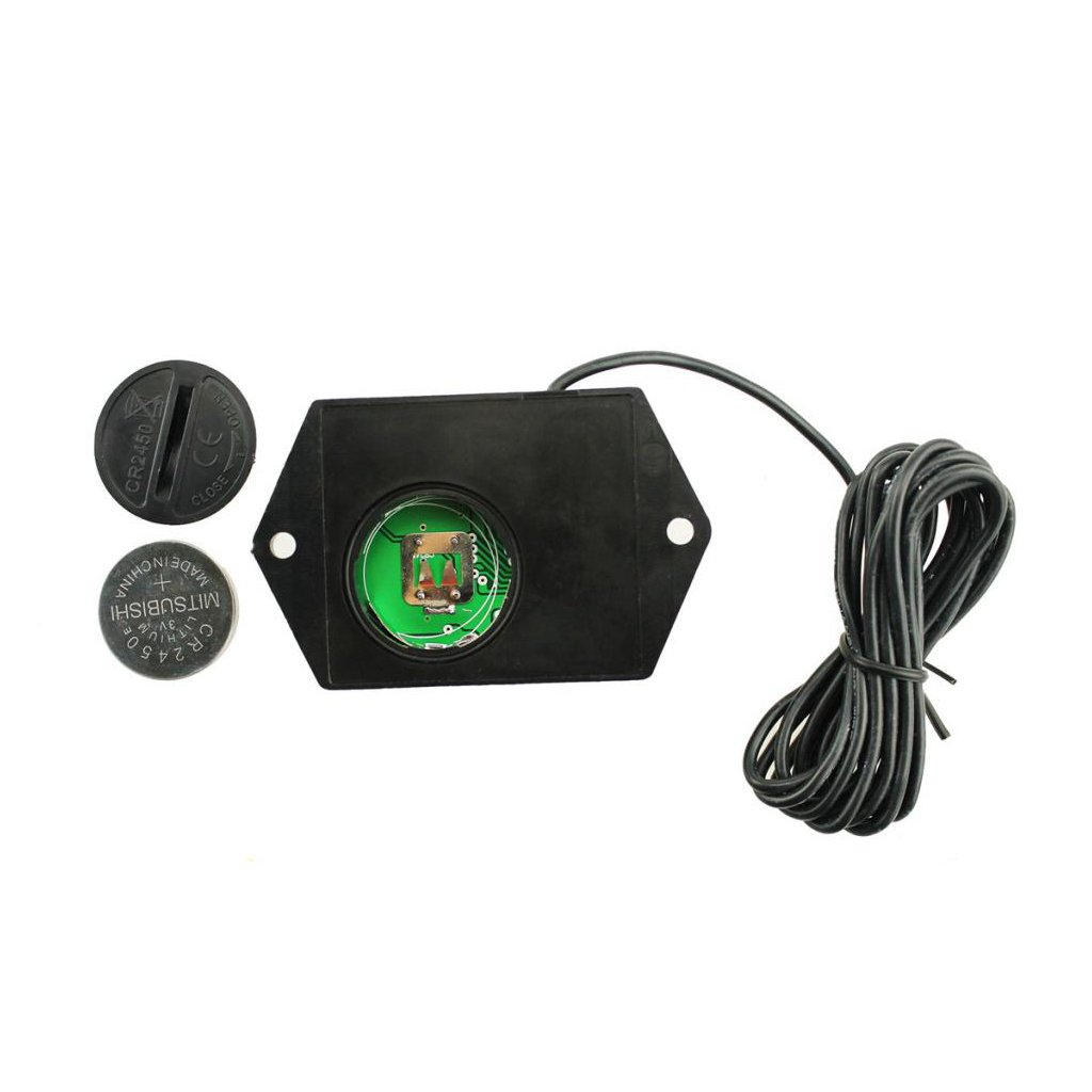 D DOLITY Hour Meter Tachometer 2 /& 4 Stroke Small Engine Spark for Boat Outboard Motorcycle ATV