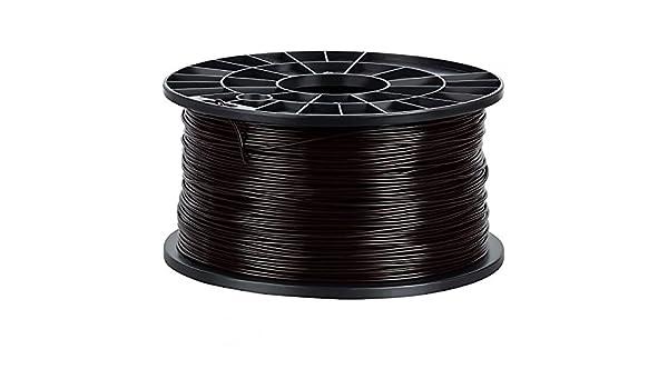 NuNus 3D Printer Impresora PLA Filament 1,75mm 1KG (marrón ...
