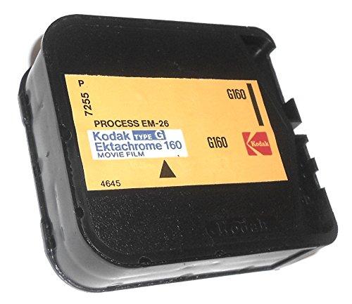 Used Expired Kodak Type G Ektachrome 160 Movie Film - Undeveloped