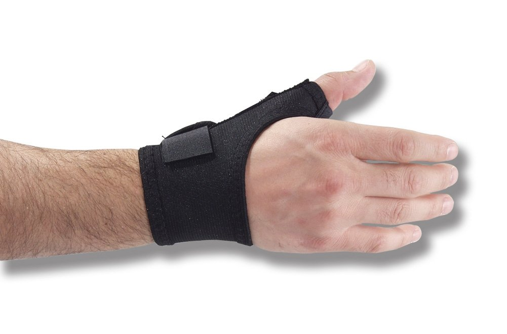 Physical Therapy AIDS 556752 Freedom Comfort Thumb Wrap by AliMed
