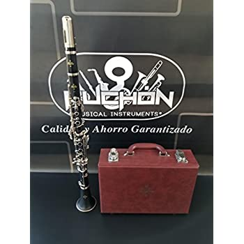 Amazon.com: Buffet E-11 Francia BB Clarinete del paquete ...
