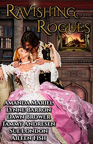 book cover of Ravishing Rogues