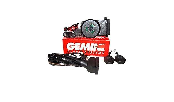 Gemini - Alarma sonora antirrobo 953.02 + cableado universal ...