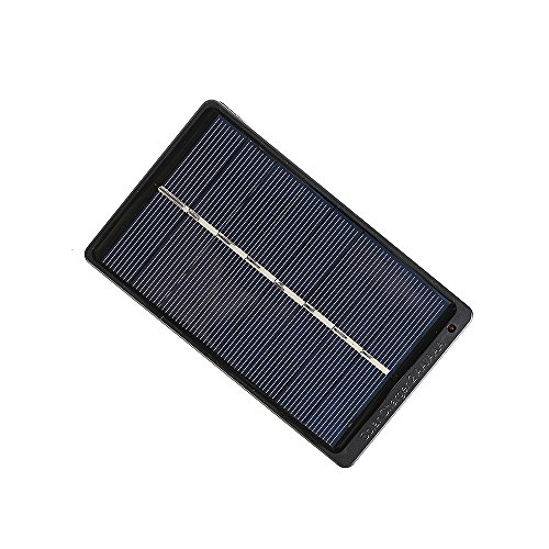 Solar Powered Aa Battery Charger - 7