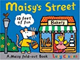 Maisy's Street, Lucy Cousins, 0763645311