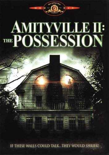Amityville 2: The Province Movie Poster (11 x 17 Inches - 28cm x 44cm) (1982) Style C -(James Olson)(Burt Young)(Andrew Prine)(Moses Gunn)(Rutanya Alda)(Jack Magner)