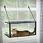K&H Pet Products EZ Window Mount Kitty Sill - Single Level or Double Stack 7