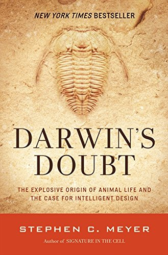Free Christian Icons - Darwin's Doubt: The Explosive Origin of Animal Life and the Case for Intelligent Design