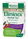 Adrien Gagnon – Eliminex Herbal Tea Cranberry & Cherry, for Elimination of Intestinal Waste, 25 Tea Bags Review