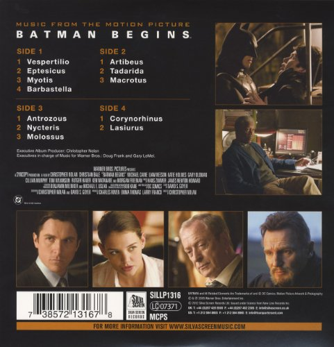 Batman Begins at Gotham City Store