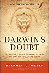 Darwin's Doubt: The Explosive Origin of Animal Life and the Case for Intelligent Design Paperback