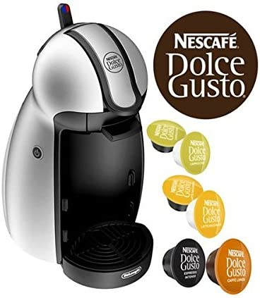 DeLonghi EDG201.S - Cafetera (Independiente, Máquina de café en ...