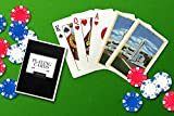Butte, Montana - Immaculate Conception Church View (Playing Card Deck - 52 Card Poker Size with Jokers)