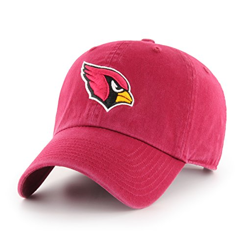 NFL Arizona Cardinals Women's OTS Challenger Adjustable Hat, Dark Red ()