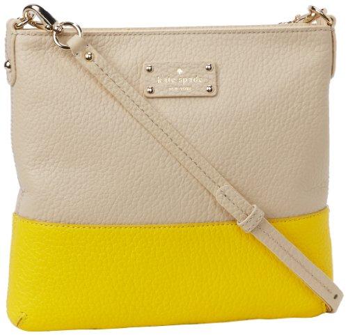 Kate Spade Yellow Handbag - 9
