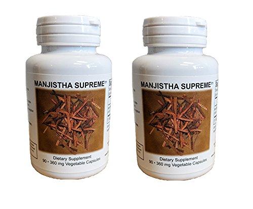 Supreme Nutrition Manjistha 2 Pack