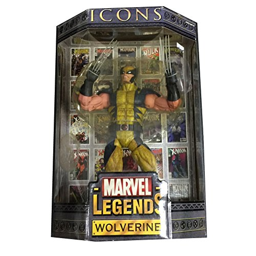 Marvel Legends Icons Wolverine Masked Variant 11-Inch Action Figure