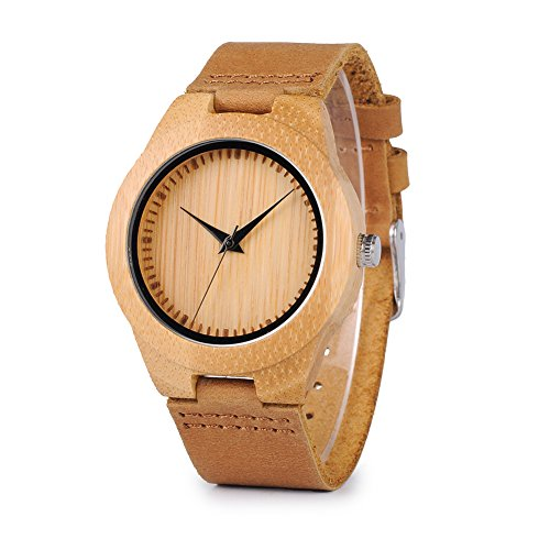 BOBO BIRD Cowhide Leather Watches product image