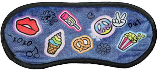 iscream Fun and Colorful Satin-Lined Silky Fleece