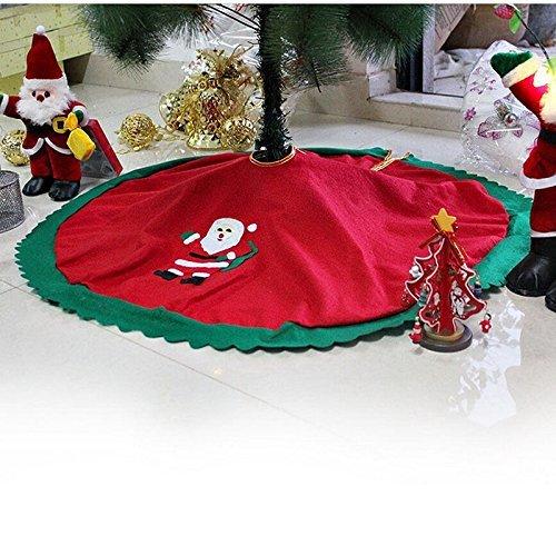 Hilai TM Christmas Tree Skirt Christmas Decorations