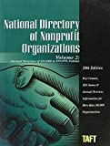 img - for National Directory of Nonprofit Organizations (National Directory of Non-Profit Organizations Vol 2) book / textbook / text book