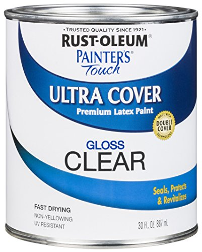 latex paint quart - 1