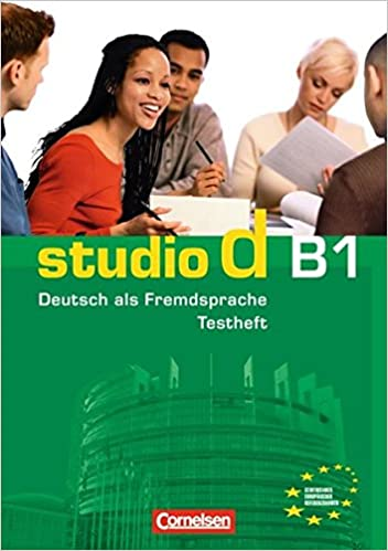 Studio d grundstufe b1 gesamtband testheft b1 mit modelltest studio d grundstufe b1 gesamtband testheft b1 mit modelltest zertifikat deutsch mit audio cd amazon prof dr hermann funk dieter maenner fandeluxe Image collections