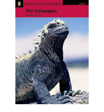 Read Online The Galapagos Book and CD-Rom Pack: Level 1 (Penguin Active Readers, Level 1) (Mixed media product) - Common pdf epub