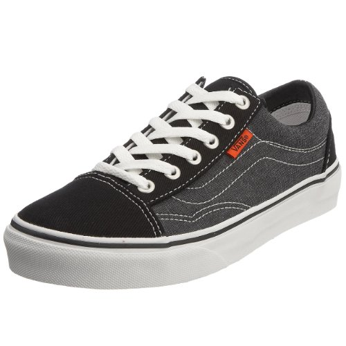 vans old skool zapatillas unisex negro black/white