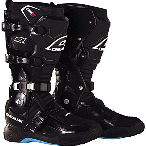 Thor Boots (O'Neal RDX Boots (Black, Size 9))