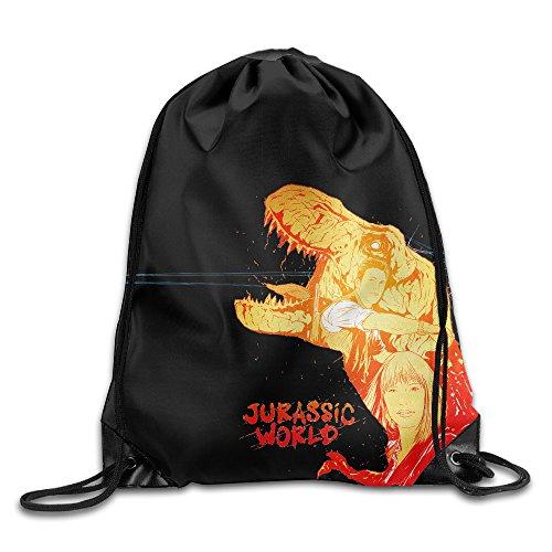 Howard The Duck Costume (Bekey Jurassic World Training Gymsack For Men & Women For Home Travel Storage Use Gym Traveling Shopping Sport Yoga Running)