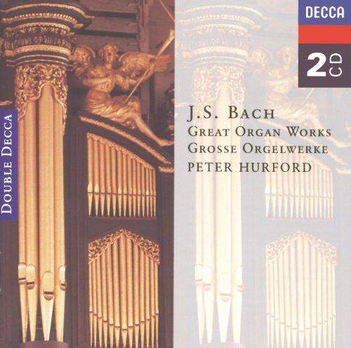 Organ Music Handel - Bach, J.S.: Great Organ Works
