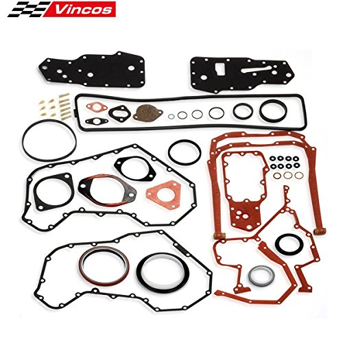 - Cylinder Lower Gasket kit Replacement For DODGE CUMMINS DIESEL 5.9L 1989-1998