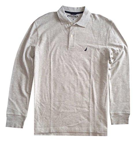 NAUTICA Classic Sleeve Pique T Shirt
