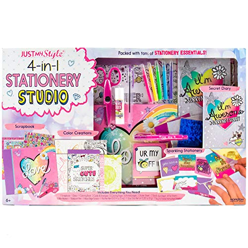 Just My Style 4-In-1 Stationery Studio by Horizon Group ()
