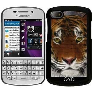 Funda para Blackberry BB Q10 - Tigre Abstracta by Gatterwe