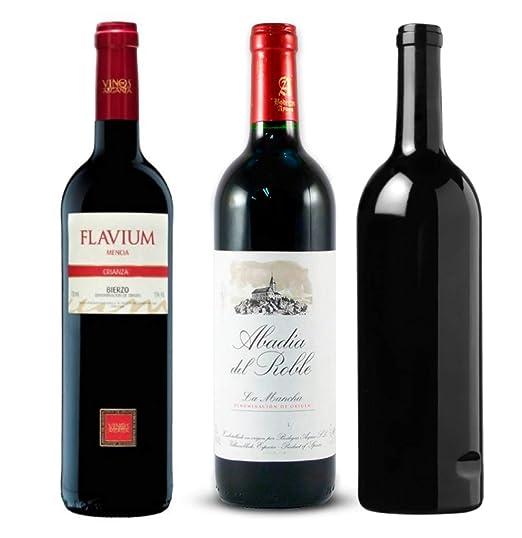 Pack de Vinos para regalar compuesto por: Flavium Selección ...