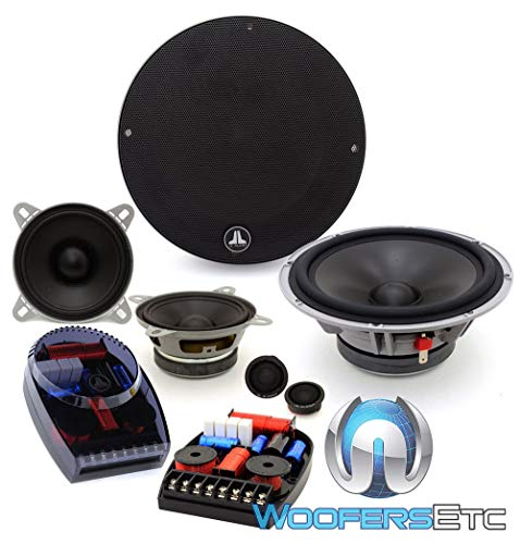"JL Audio C5-653 Evolution C5 Series 6.5"" 3-Way Component System"