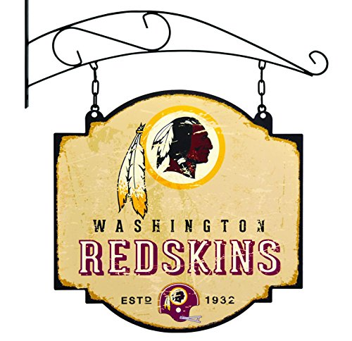 (NFL Washington Redskins Tavern Sign)