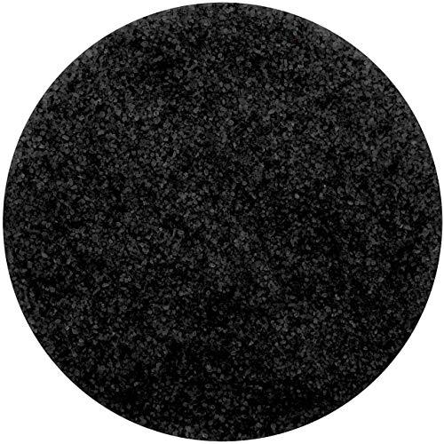 항해 분쇄 거래 통일한 결혼식-3 파운 검은 모래에 대한 모래식-색 모래에 대한 모래 예술에 대한 컬러 모래 결혼 컬러 공예래
