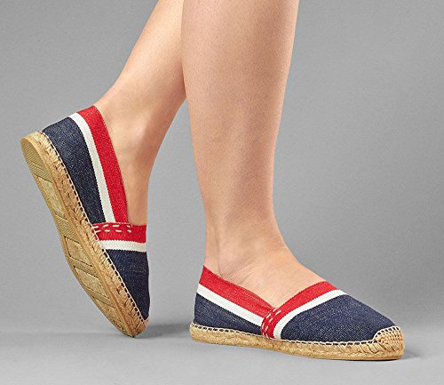 DIEGOS Made Women's American in Hand Espadrilles Spain Men's xIBqIr4