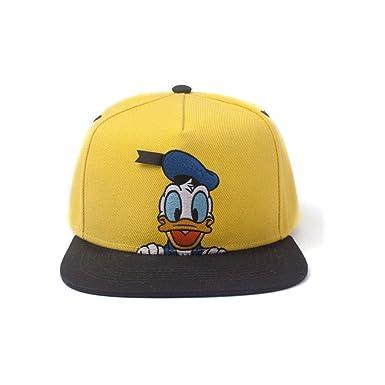 Disney Donald Duck Snapback Baseball Cap 0c0c22f0a04
