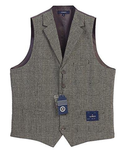 5 Button Vest - 6