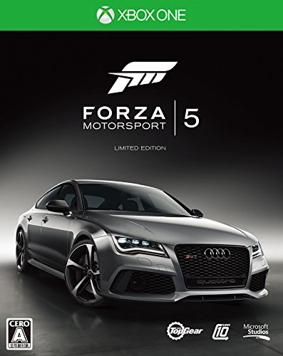 Forza Motorsport 5 リミテッドエディション (限定版)の商品画像
