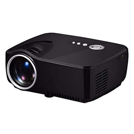 WZHESS Proyector portátil, 800X480p Compatible con Video ...