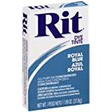 Rit Dye Sewing Powder Royal Blue 1.125 Ounces