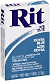 Rit All-Purpose Powder Dye, Royal Blue