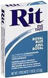 Image of Rit All-Purpose Powder Dye, Royal Blue