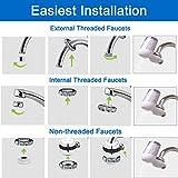 Tysonir Water Faucet Filtration System,Faucet