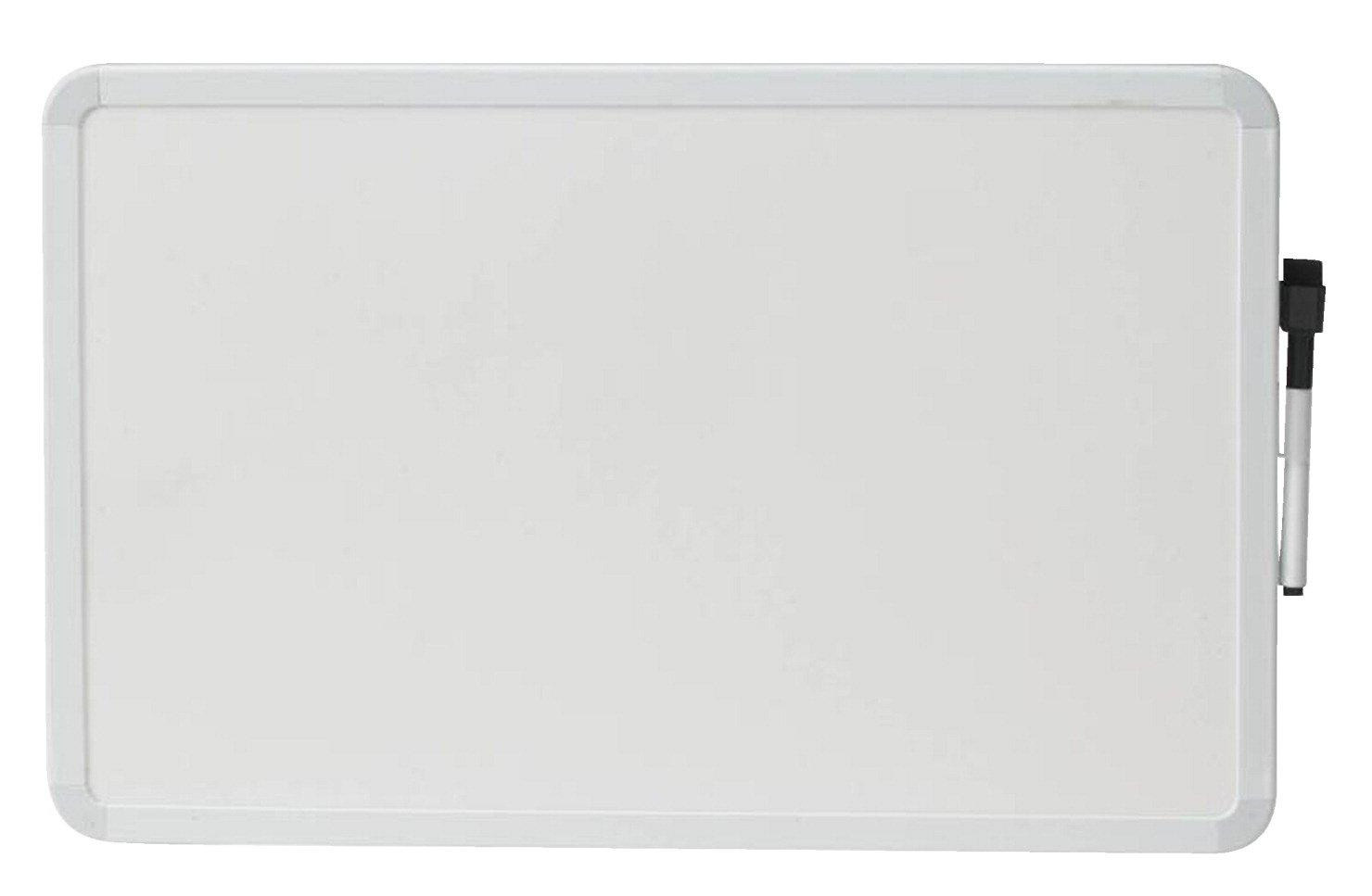School Smart 633747 Dry Erase Boards - 11 x 17 inches - White